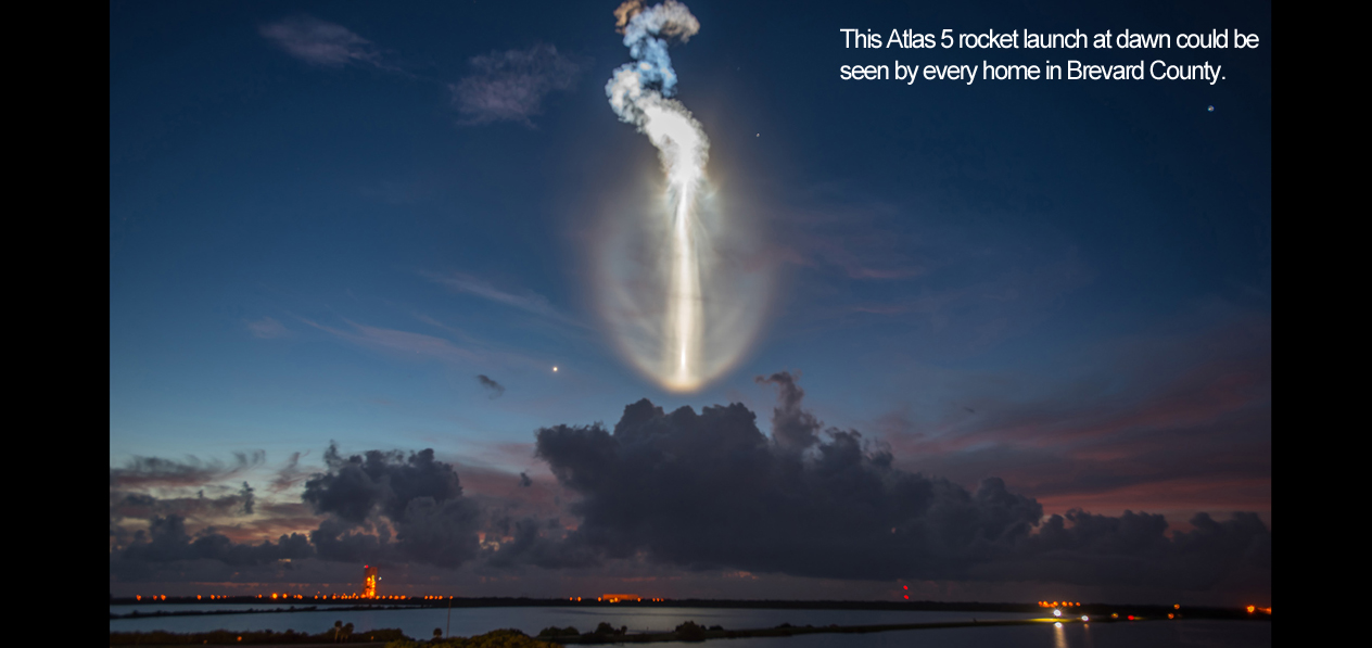 atlas 5 rocket launch